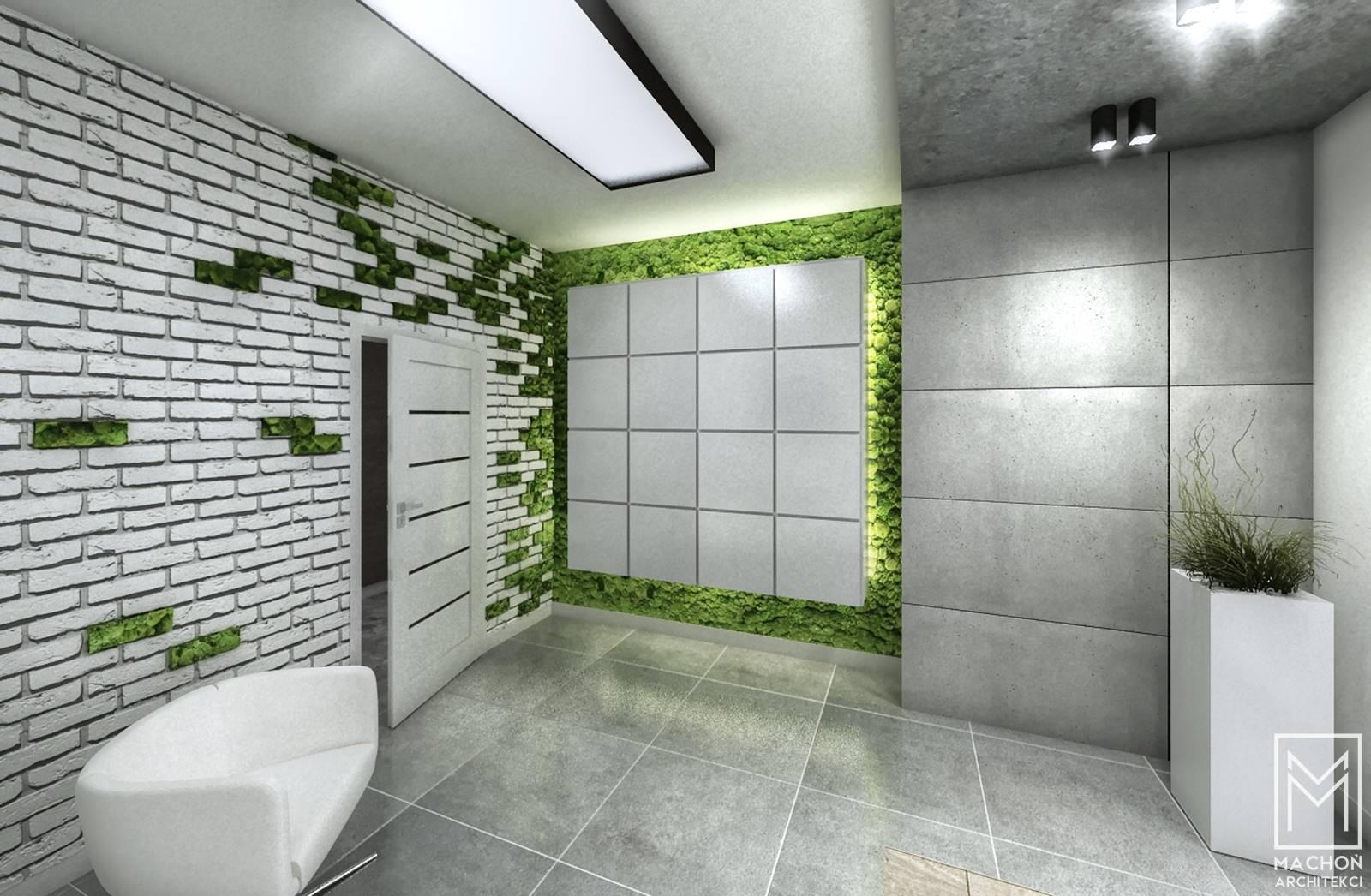 beton arhitektoniczny projekt wnętrza